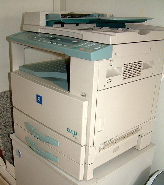 Photocopies de livres et de journaux dans les écoles primaires
