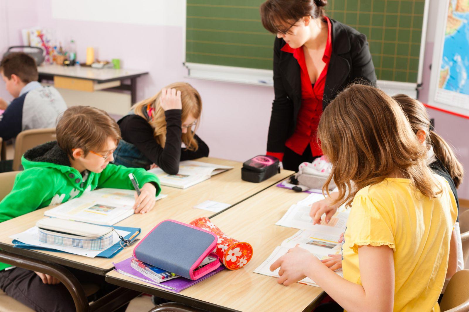 Changer la demande pour aider l'élève