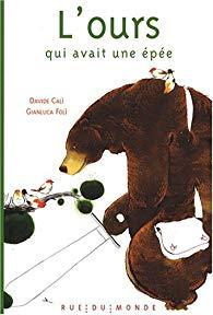 L'ours qui avait une épée