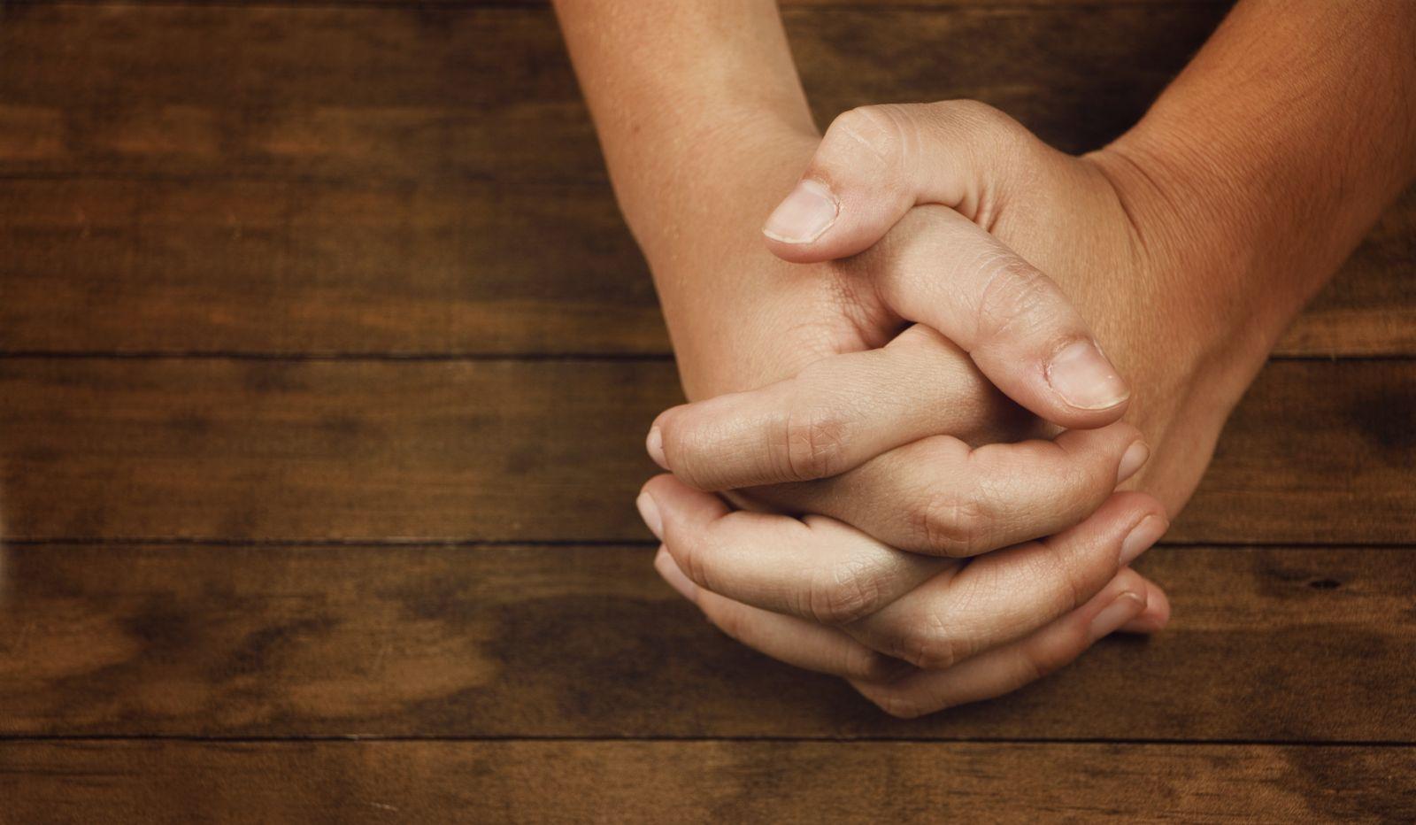 Textes à méditer : Prière (si la prière est difficile)