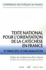 Texte national pour l'orientation de la catéchèse en France