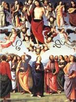 Le temps pascal : Ascension, Pentecôte