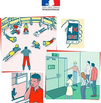 Sécurité attentats